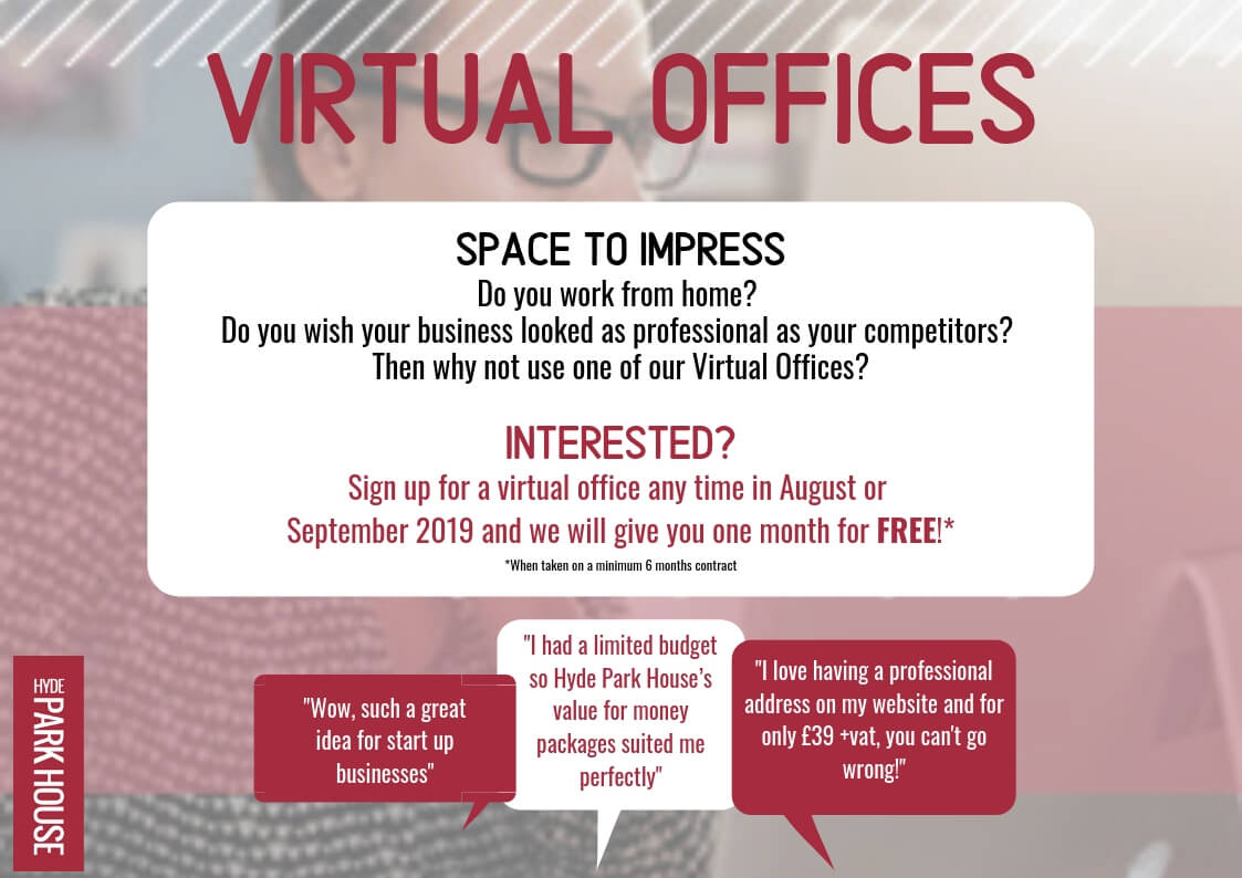 Virtual Office | Hyde Park House
